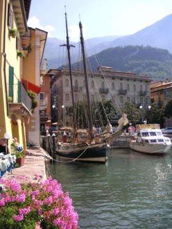 Alter Hafen von Malcesine - Hafen Malcesine