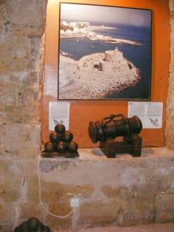 Im Museum in der Altstadt - Altstadt Rhodos Stadt