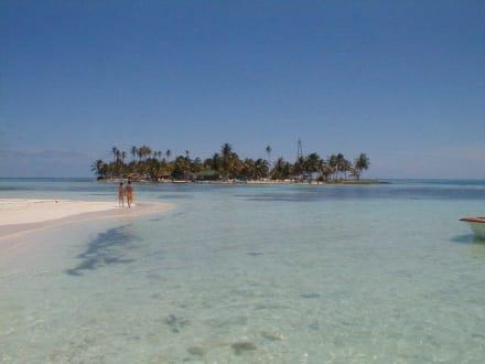 Badeinsel Haynes Key - Haynes Cay