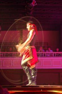 Samba-Show Plataforma - Plataforma