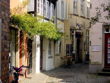 Schnoor Bremen - Schnoorviertel