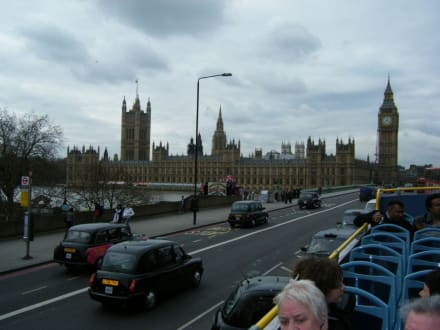 Tolle Bustour - Houses of Parliament