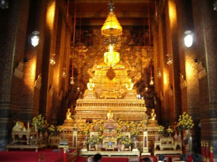"Bangkok Tour Wat-Tempel ""Grüner Buddha aus Smaragd"" - Wat Phra Keo und Königspalast / Grand Palace"