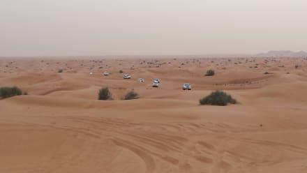 Wüstensafari eine unbeschreibliche Weit - Wüstentour Dubai