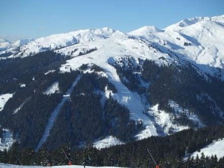 Das Skigebiet Gerlos - Skigebiet Gerlos
