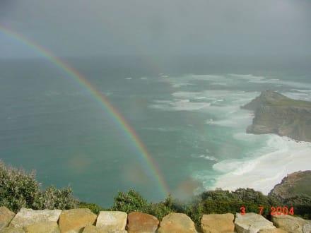 Kap der Guten Hoffnung von Cape Point aus - Cape Point