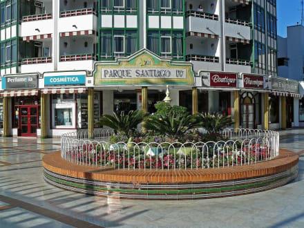 Parque santiago iv bild apartamentos parque santiago 4 in playa de las americas teneriffa - Apartamentos parque santiago ...