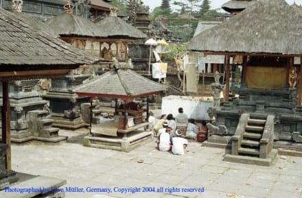 Pura Besakih - Muttertempel Pura Besakih - Pasar Agung