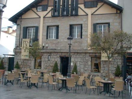Aussenansicht - Bar Cafeteria La Posada