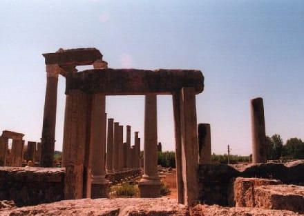 Perge - Antike Stadt Perge