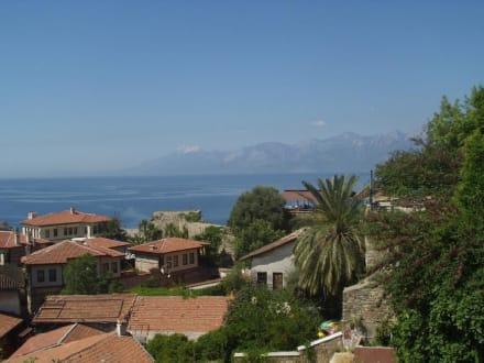 Bucht von Antalya - Altstadt Antalya - Kaleici