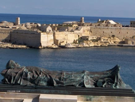 Hafenpanorama - Hafen Valletta