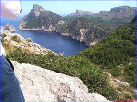 Aussicht Cap de Formentor - Cap Formentor