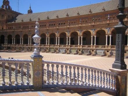 Plaza de España - Plaza de Espana