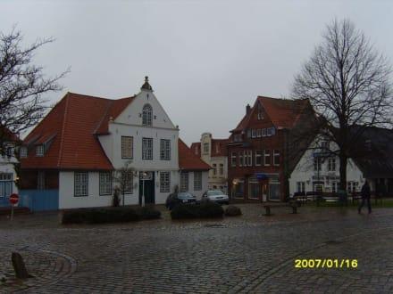 Die alte Kirchspielschreiberei! - Friedrich Hebbel Museum