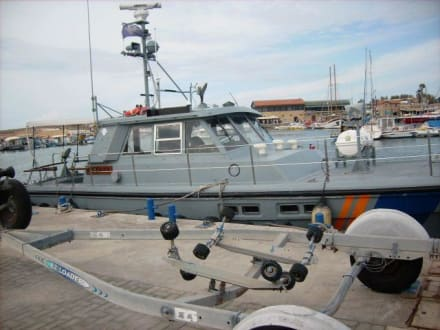 DDR Wachboot - Hafen Paphos