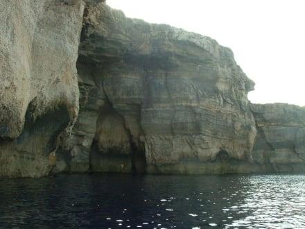 Die Küste - Azur Window (existiert nicht mehr)