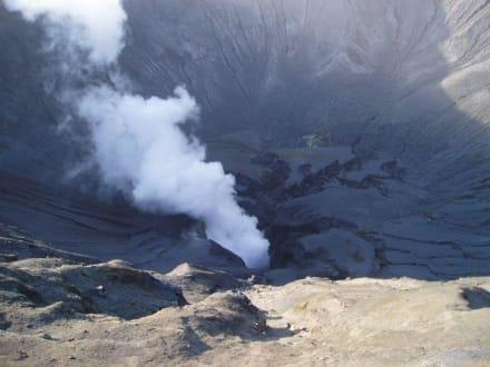 Bromo - Bromo Vulkan