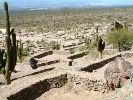 Quilmes - Ruinen aus der Vor-Inka-Zeit - Befestigungsanlage Quilmes