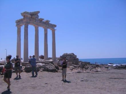 Cok güzel - Apollon Tempel