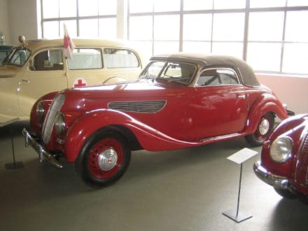 EMW 327-2 Cabriolet, 1953 - Automobile Welt Eisenach