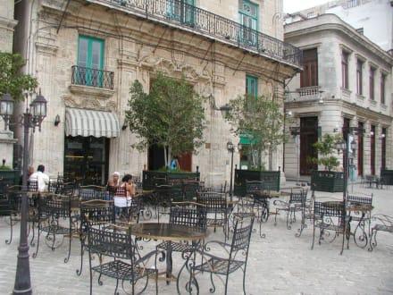 Gemütliches Plätzchen - Altstadt Havanna