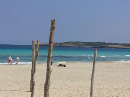 Der Strand von Cala Millor - Strand Cala Millor