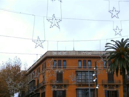 Palma im November - Altstadt Palma de Mallorca
