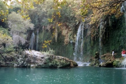 Kursunlu-Wasserfall - Kursunlu Wasserfälle