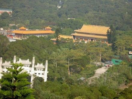 Po Lin Kloster - Kloster Po Lin