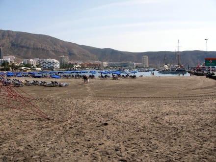 Playa de Los Cristianos - Strand Los Cristianos