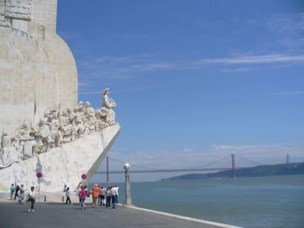 Entdeckerdenkmal - Padrao dos Descobrimentos / Denkmal der Entdecker