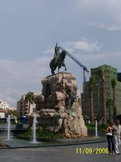 Denkmal - Plaza d' Espana