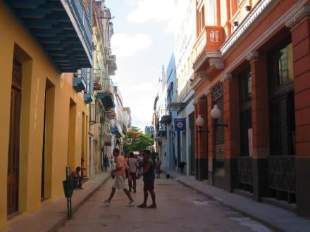 Gassen - Altstadt Havanna