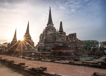 Historisches Ayutthaya - Historisches Ayutthaya