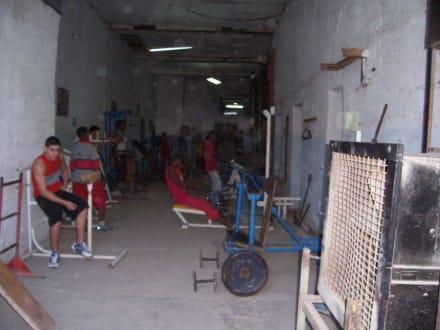 Muscle-Bude - Altstadt Havanna