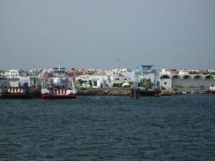 Der Hafen - Transport