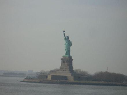 Staten Island Ferry - Freiheitsstatue