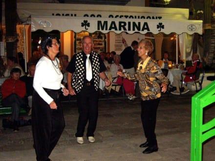 Das Tanzbein wird geschwungen - Jazz-Festival