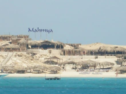 die Paradiesinseln - Giftun / Mahmya Inseln