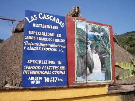 Restaurant Las Cascadas - Las Cascadas