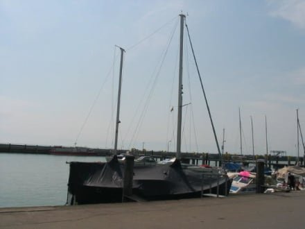 Am Hafen, - Hafen Friedrichshafen