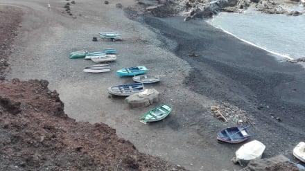 Strand/Küste/Hafen - Strand El Golfo