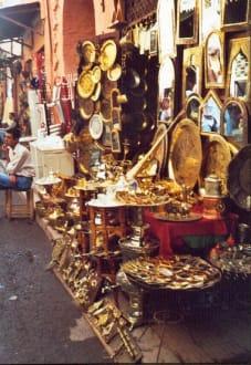 im Souk von Marrakech - Souks