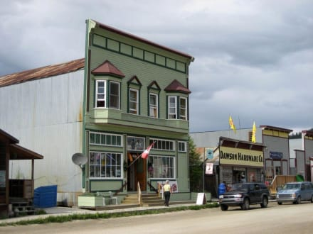 Building (other) - Dawson City Downtown