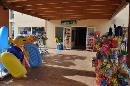 Kleiner Supermarkt im Hotel - Hotel Can Picafort Palace