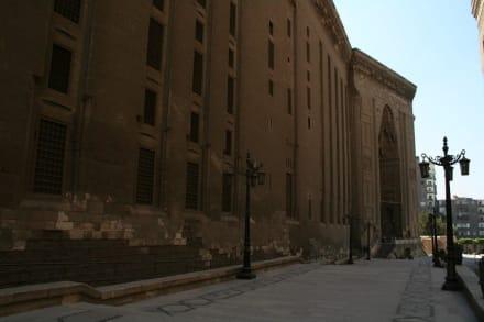 Kairo, Sultan Hassan Moschee - Moschee Sultan Hassan