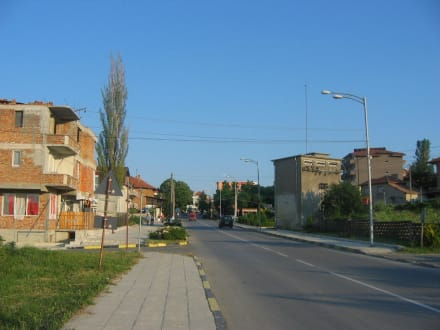 City/Town - Beach Obzor