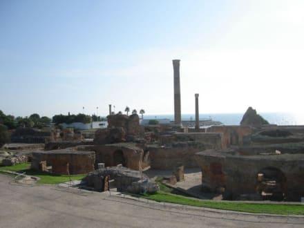 Überreste einer Weltmacht - Ausgrabungen Karthago