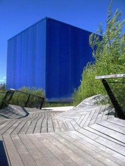 Blue Cube - Freizeitpark Danfoss Universe